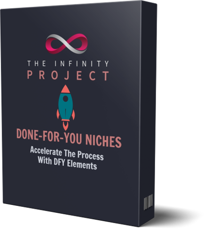 The Infinity Project - Done-For-You Niches